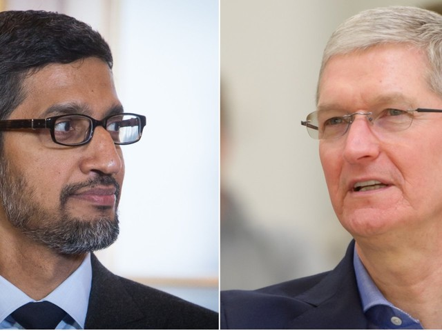 Google could be bankrupting Apple's privacy promises by handing over iPhone data to the police