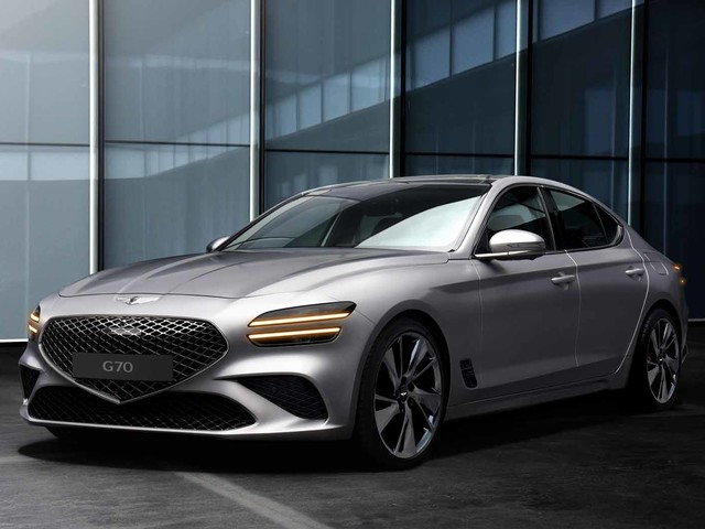 New Genesis G70 on sale in UK next month from £33,850