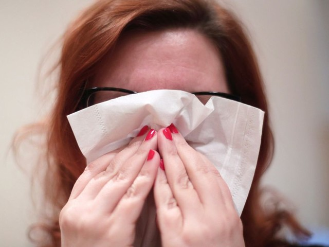 Why has my hay fever started? Runny nose, the sneezes and itchy eyes are back