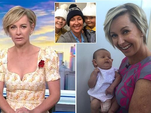Deborah Knight reveals her struggles with infertility and IVF