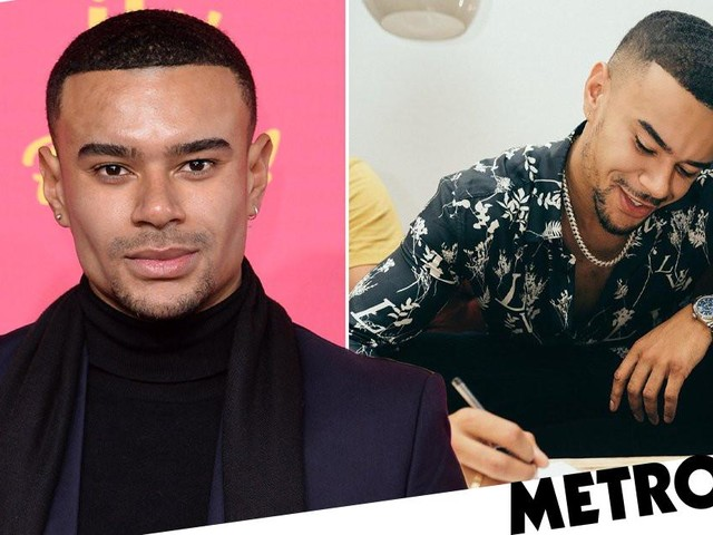Love Island's Wes Nelson signs recording contract: 'This is my biggest dream'