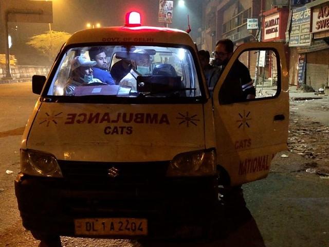Donald Trump in India: Seven killed in Delhi violence during visit