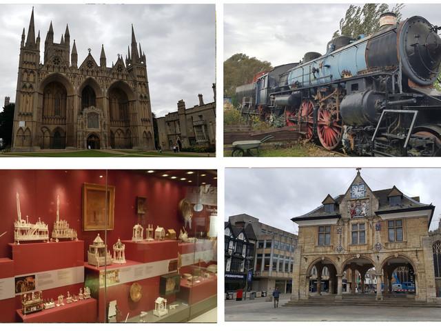 Take a day trip to Peterborough