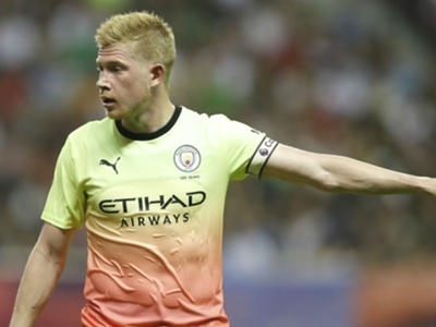 'Man City are stronger with him' - Guardiola hoping for end to injury issues for 'incredible' De Bruyne