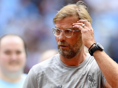 Klopp would 'think about' Germany job but remains happy at Liverpool for now