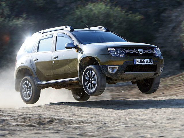 Nearly new buying guide: Dacia Duster