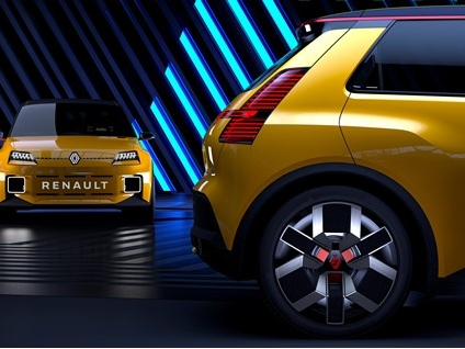 Renault 5 re-invented to showcase brand's electrification strategy
