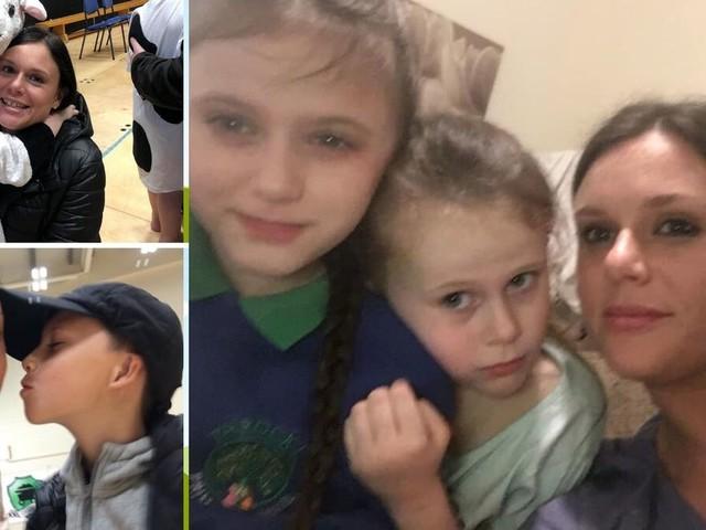 Heartbreak as devoted mum-of-four dies after falling from balcony