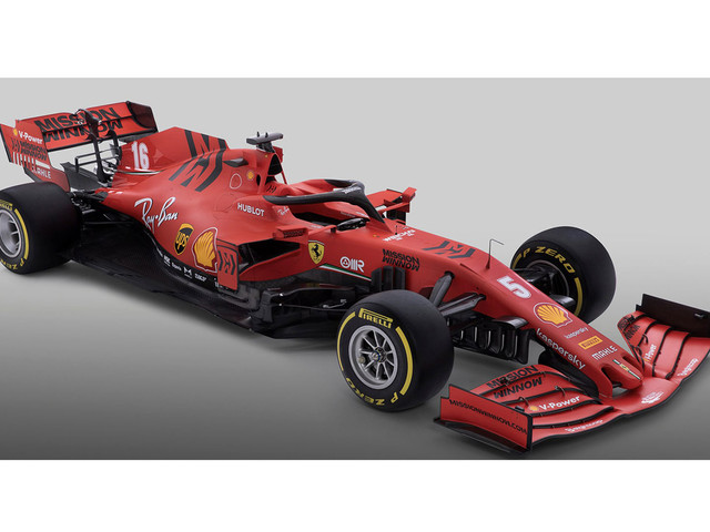 Formula 1 new cars 2020: all now revealed