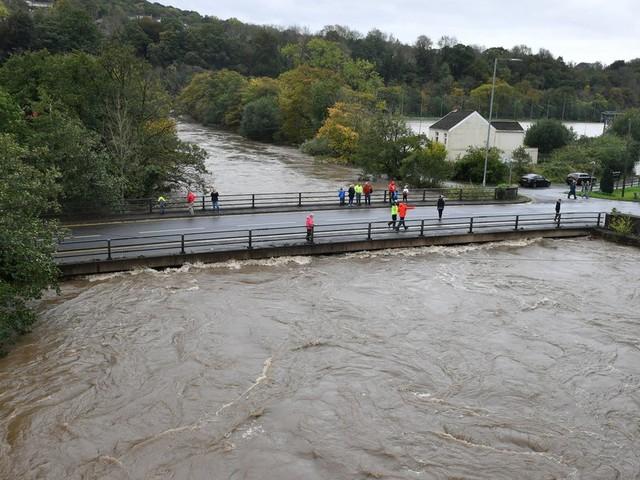 UK Weather Forecast: Storm Callum Kills Two Men As Flooding Hits Parts Of UK