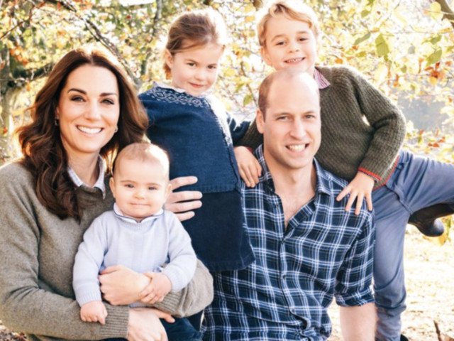 Royal Christmas Card: Duke And Duchess Share Photo And We Can't Even