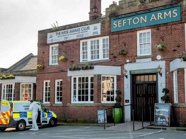 Teen slashed in stomach and buttocks in pub toilets