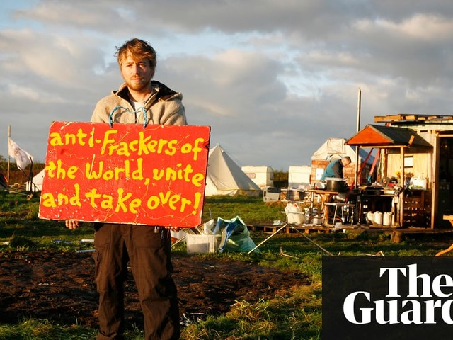 The village that took on the frackers