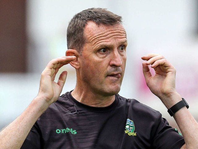 Meath boss Andy McEntee asked to clarify spitting allegation