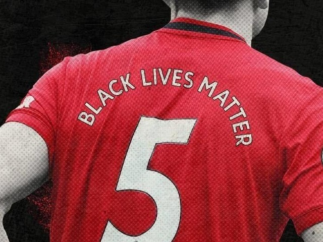 Manchester United to donate all Black Lives Matter shirt proceeds to Kick It Out