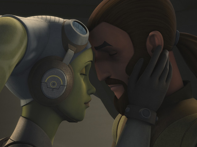 'Star Wars Rebels' Midseason Premiere Clip Puts Ezra in Charge of a Rescue Mission