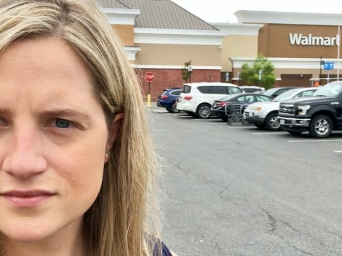 I tried to buy a gun at Walmart twice and roadblocks left me empty-handed both times (WMT)