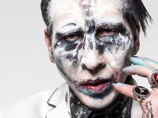 Marilyn Manson drops new rock anthem KILL4ME
