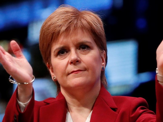 'It is time for independence': Nicola Sturgeon says she will demand Scottish vote to leave the UK next year