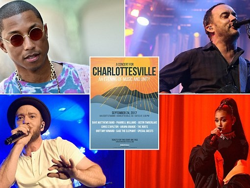 Dave Matthews Band to host Charlottesville 'unity' show