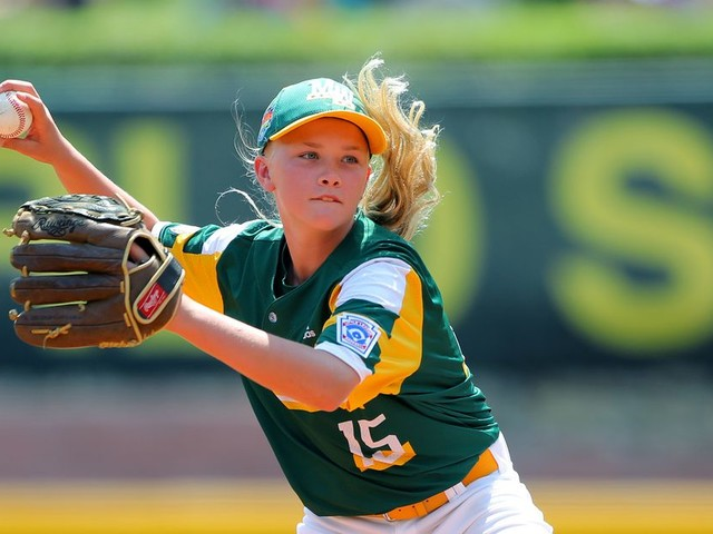 Maddy Freking and the history of girls at the Little League World Series