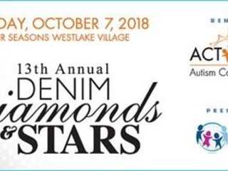 13th Annual Denim, Diamonds & Stars For ACT Today!