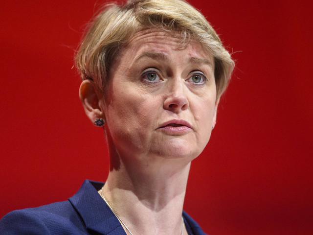 'Bring Back Yvette Cooper To Beat The Tories' Veteran Labour MP Urges Corbyn
