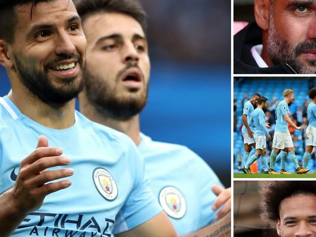 Man City news and transfer rumours LIVE Sergio Aguero updates and Shakhtar Dontetsk build-up