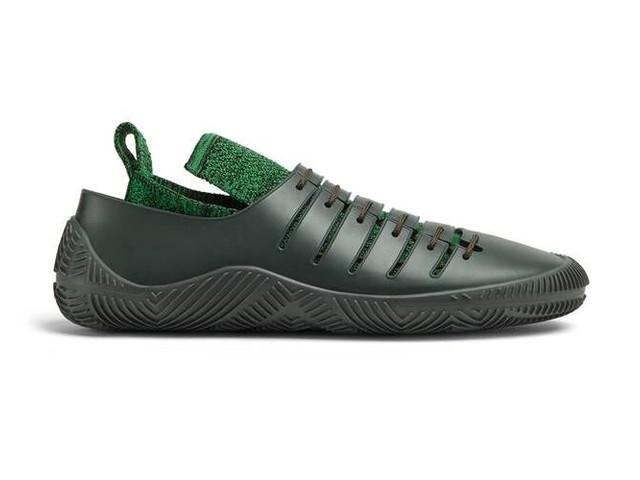 Breathable Layering Premium Sneakers - Bottega Veneta's Climber Sneakers Get Three Colorway Updates (TrendHunter.com)