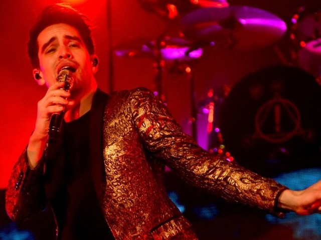 Panic! At The Disco frontman Brendon Urie set for Broadway