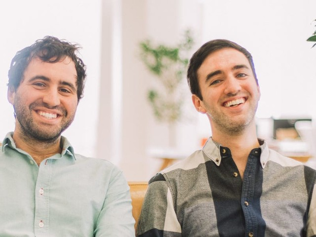 How 2 former Googlers convinced Johnson & Johnson to bet on the hottest part of healthcare and raised $47 million in the process