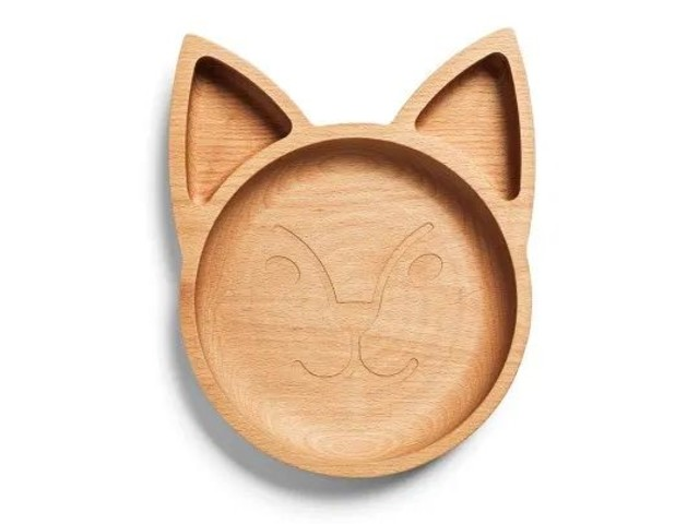 Wooden Animal-Inspired Homeware - Dayles Ford's Wooden Serving Plates are Inspired by Forest Widlife (TrendHunter.com)
