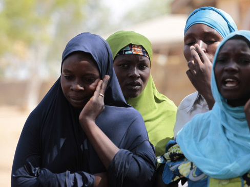 More than 90 Nigerian schoolgirls missing after Boko Haram attack, say sources