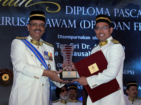 Junior PTD officers must observe service oath with integrity - Ali Hamsa