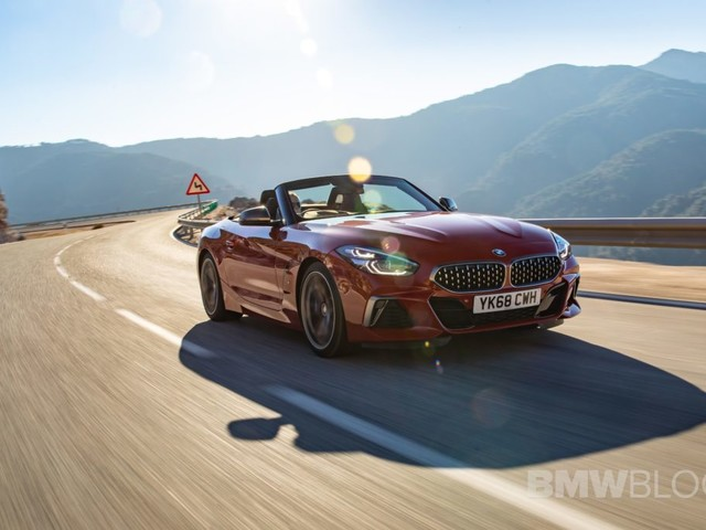 Ask Me Questions: 2019 BMW Z4 — Both M40i and sDrive30i models