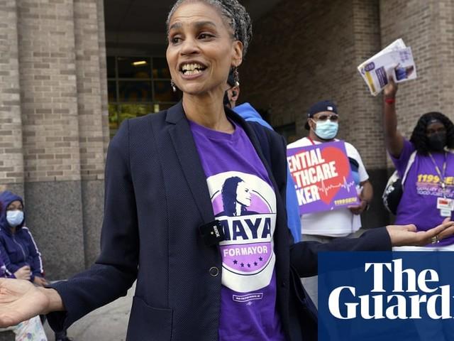Alexandria Ocasio-Cortez endorses Maya Wiley for New York mayor