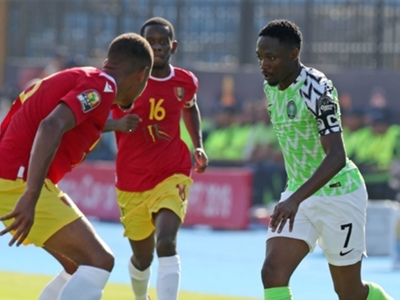 Afcon 2019: Guinea paid for loss of concentration against Nigeria - Paul Put