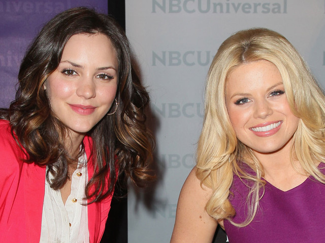 Katharine McPhee Reveals Who She Thinks Should Have Played Marilyn on 'Smash'
