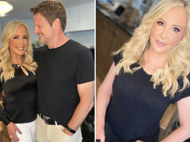 RHOC's Shannon Beador shows off 40-pound weight loss in sweet photos with new boyfriend