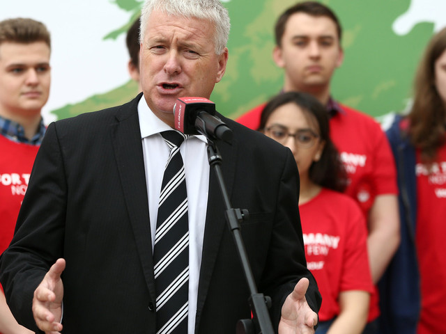 For Jeremy Corbyn's Right-Hand Man Ian Lavery, Control Of The Labour Party Is Just The Beginning