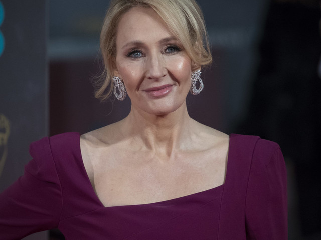 J.K Rowling Has Fiery Literary Response To Pastor Supporting Donald Trump's 'Fire And Fury'
