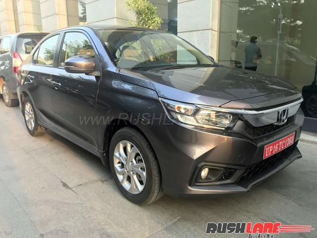 New Honda Amaze Toyota Yaris And Hyundai Creta Sales In May 2018