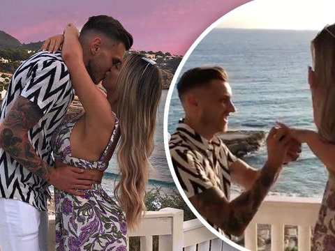 Holly Hagan Announces Engagement To Jacob Blyth As Her Geordie Shore Bridesmaids Are Revealed
