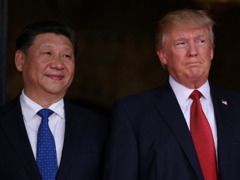 Seesaw US-China ties on an upswing as Trump plans trip