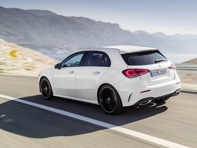 New Mercedes A-Class hatchback could be launched in India this year
