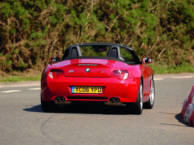 Used car buying guide: BMW Z4