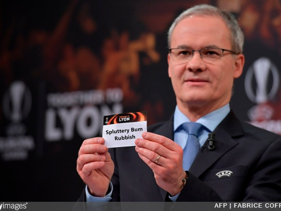Europa League Last 32 Draw: Arsenal Pitted Against Ostersunds, The Only Team Left In Europe With An English Coach