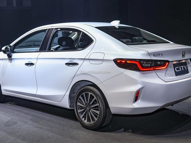 Honda City Hybrid To Likely Launch In India This Year