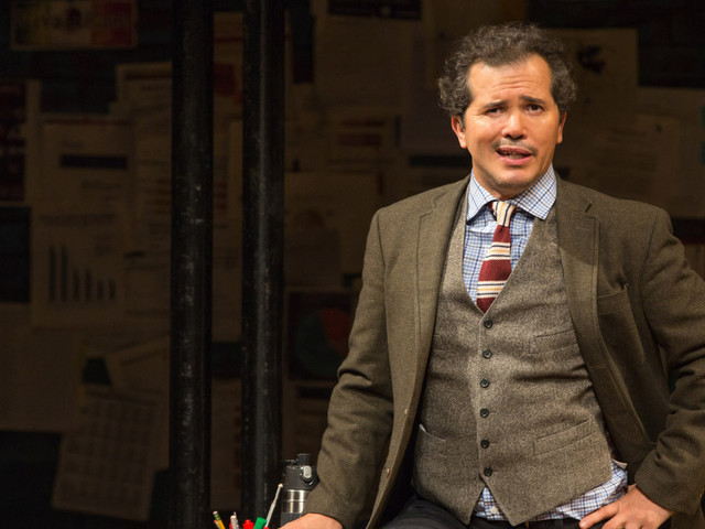 Theater Review: Smallpox Stories that Slay, in Latin History for Morons