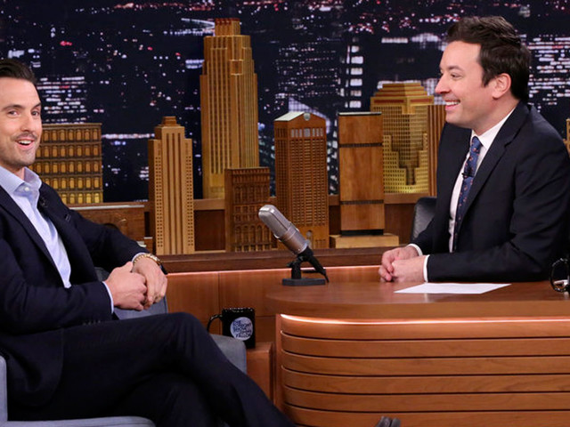Milo Ventimiglia Tells Jimmy Fallon That 'This Is Us' Fans Make Him Cry All The Time!